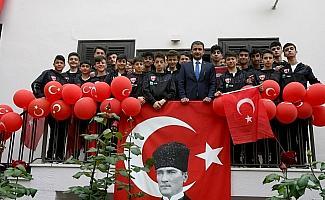 İstanbul Kastamonu Gençlik, Atatürk'ün evini ziyaret etti