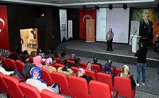 Kadın Emeğinin Kooperatifleşme Yolu ile Değerlenmesi konferansı