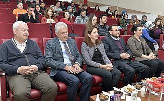 KMÜ'de gıda güvenliği konferansı