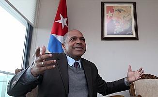 Küba'dan Türk yatırımcılara davet