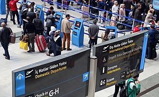 Sabiha Gökçen Havalimanı'nda navigasyon uygulaması