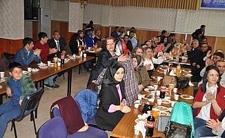 Seydişehir'de emniyet mensuplarının moral gecesi