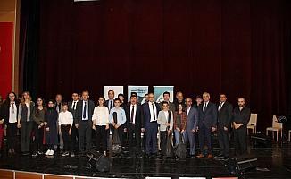 Sivas'ta ses yarışması düzenlendi