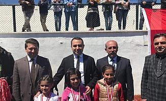 Suşehri'nde çocuk oyunları şenliği düzenlendi