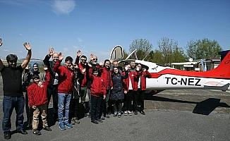 TEKNOFEST 23 Nisan coşkusunu çocuklarla göklere taşıdı