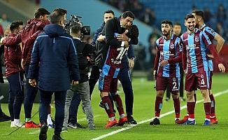 Trabzonspor'un performansı yükseliyor