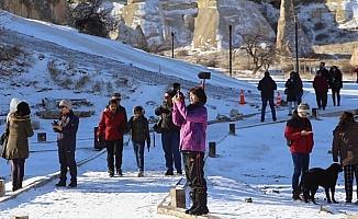 Türkiye, yılın ilk çeyreğinde 6 milyon 859 bin 710 ziyaretçi ağırladı