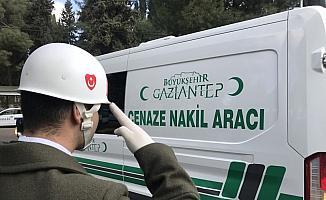 Zeytin Dalı harekat bölgesinde şehit olan asker için tören