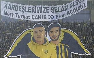 1 PARK 2 İSİM! Ankaragüçlü Arkadaşların İsimleri Altındağ'da Yaşayacak