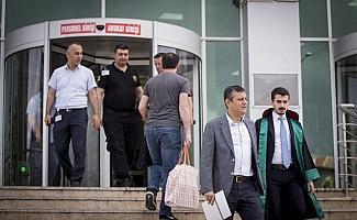 Akar'ın CHP'li Özel'e açtığı tazminat davası
