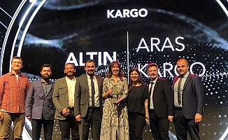 Aras Kargo'ya bir ödül de sosyal medyadan
