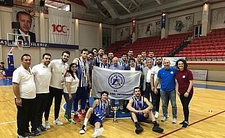 Arel Üniversitesi, Koç Spor Fest'te basketbol şampiyonu oldu