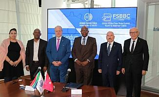 ASO üyeleri Güney Afrikalı iş adamlarıyla iş birliği yapacak