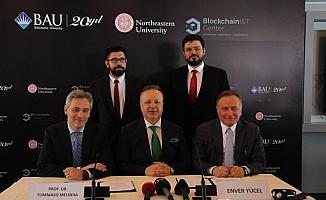 Bahçeşehir Üniversitesi ABD'de Blokzincir Merkezi açacak