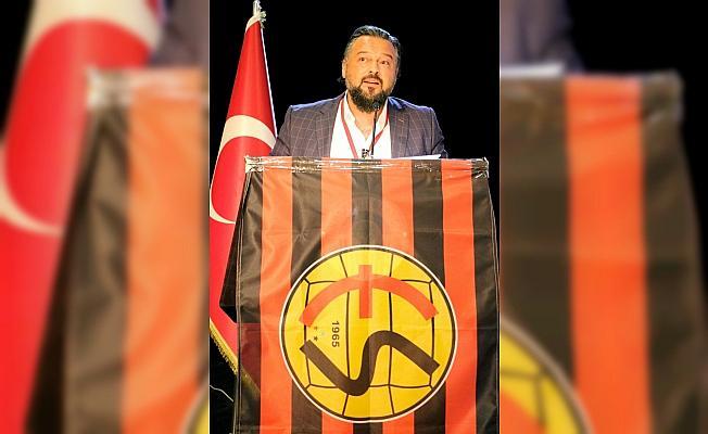 Eskişehirspor Kulübünün olağanüstü genel kurulu yapıldı