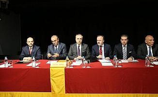 Galatasaray Başkanı Cengiz: Mustafa Cengiz'in olmadığı bir seçim istiyorlar