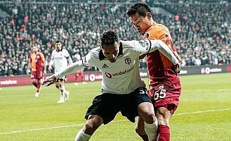 Galatasaray-Beşiktaş rekabetinde 345. randevu