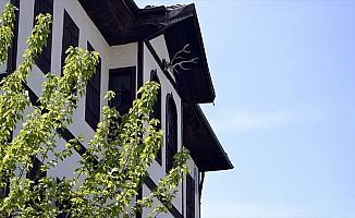 Geyik boynuzları Safranbolu evlerinin 'sigortası' gibi görülüyor