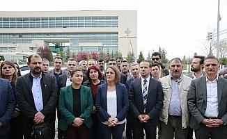 HDP'den Anayasa Mahkemesine başvuru