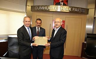 Kılıçdaroğlu'na