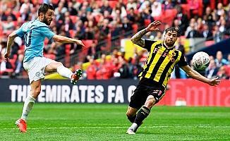 Manchester City 'üçleme' yaptı