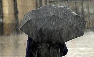 Meteorolojiden dolu ve yağış uyarısı
