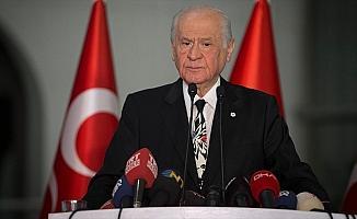 MHP Genel Başkanı Bahçeli: MHP'nin temel tercihi Cumhur İttifakı'nın yaşatılması doğrultusunda