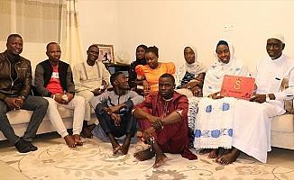 Ndiaye'nin baba evinde şampiyonluk yarışı heyecanı