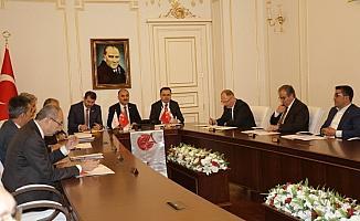 ORAN'ın mayıs toplantısı Yozgat'ta yapıldı