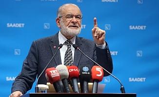 Saadet Partisi İstanbul kararını verdi!