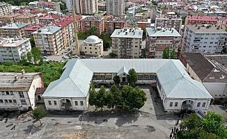 Sivas Şehir ve Sanayi Mektebi Müzesi Projesi'nde ilk adım atıldı