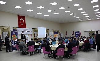 Sivas TSO, Zara'da iftar programı düzenledi