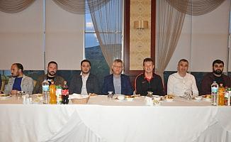 Yozgatspor'a moral yemeği