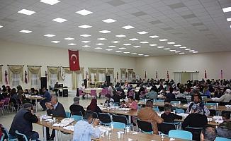 Zara Kaymakamlığı iftar programı düzenledi