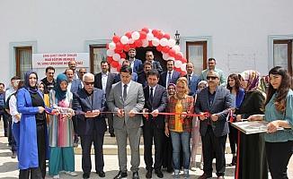 Zara'da Halk Eğitim Merkezi sergi açtı