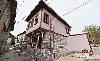 Ankara evleri restore ediliyor