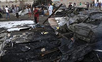 Bağdat'ta camiye intihar saldırısı! Çok sayıda ölü ve yaralı var