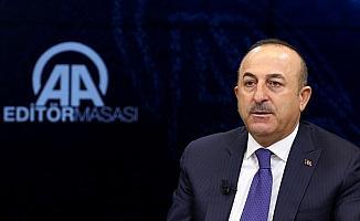 Bakan Çavuşoğlu AA Editör Masası'na konuk olacak