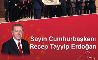 Cumhurbaşkanı Erdoğan'dan Sinan Burhan'a Teşekkür!