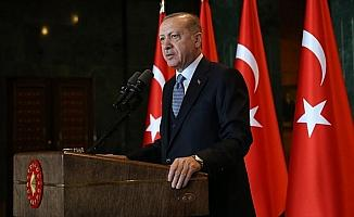Cumhurbaşkanı Erdoğan: Sahil Güvenlik Komutanlığımız karasularımız için en büyük güvencemiz