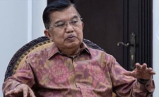 Endonezya Devlet Başkan Yardımcısı Kalla'dan AA'ya röportaj