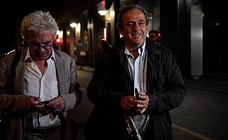 Eski UEFA Başkanı Platini serbest bırakıldı