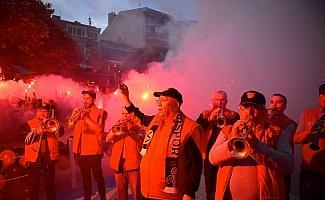 Eskişehirspor'un 54'üncü kuruluş yıl dönümü