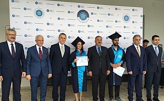 Fikriye Özdemir Ereğli Adalet Meslek Yüksekokulu açıldı