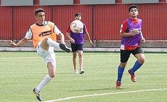 Gençlerbirliği'nde futbolcu seçmeleri başladı