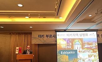 Güney Kore'de Eskişehir tanıtımı