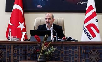 İçişleri Bakanı Soylu: İstanbul'da 155'e yapılan çağrılarda intikal süresi 7,5 dakikaya düştü