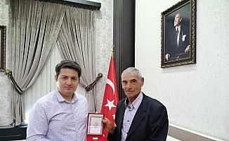 Kıbrıs gazilerine madalya ve beratları verildi