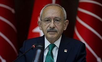 Kılıçdaroğlu, Neçirvan Barzani'yi tebrik etti