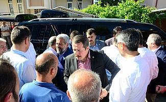 Memur-Sen Genel Başkanı Yalçın, Karaman'da